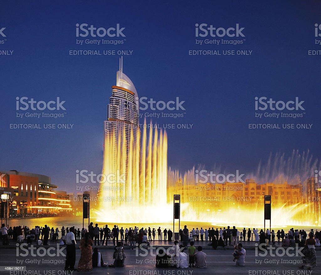 The Dubai Fountain is Dubai\'s best attraction, with 6600 lights, 275...