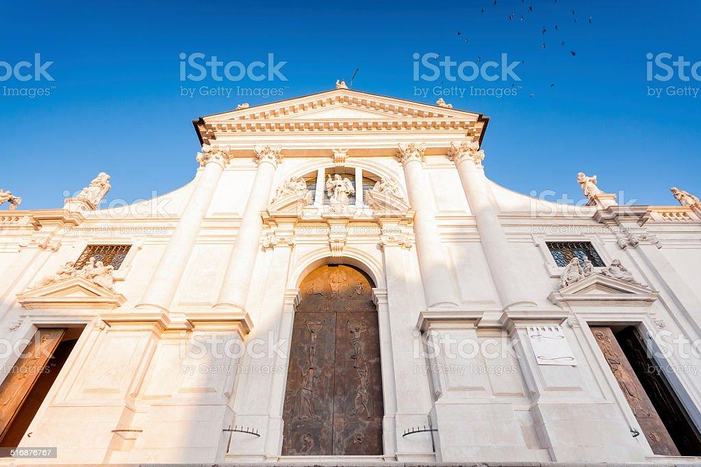 La Catedral Duomo De San Daniele Del Friuli Udine Italia ...