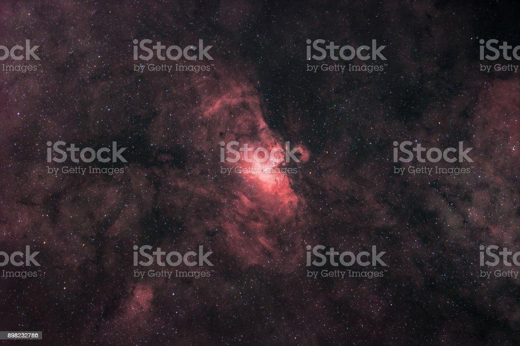 Der Adlernebel mit den Säulen der Schöpfung – Foto