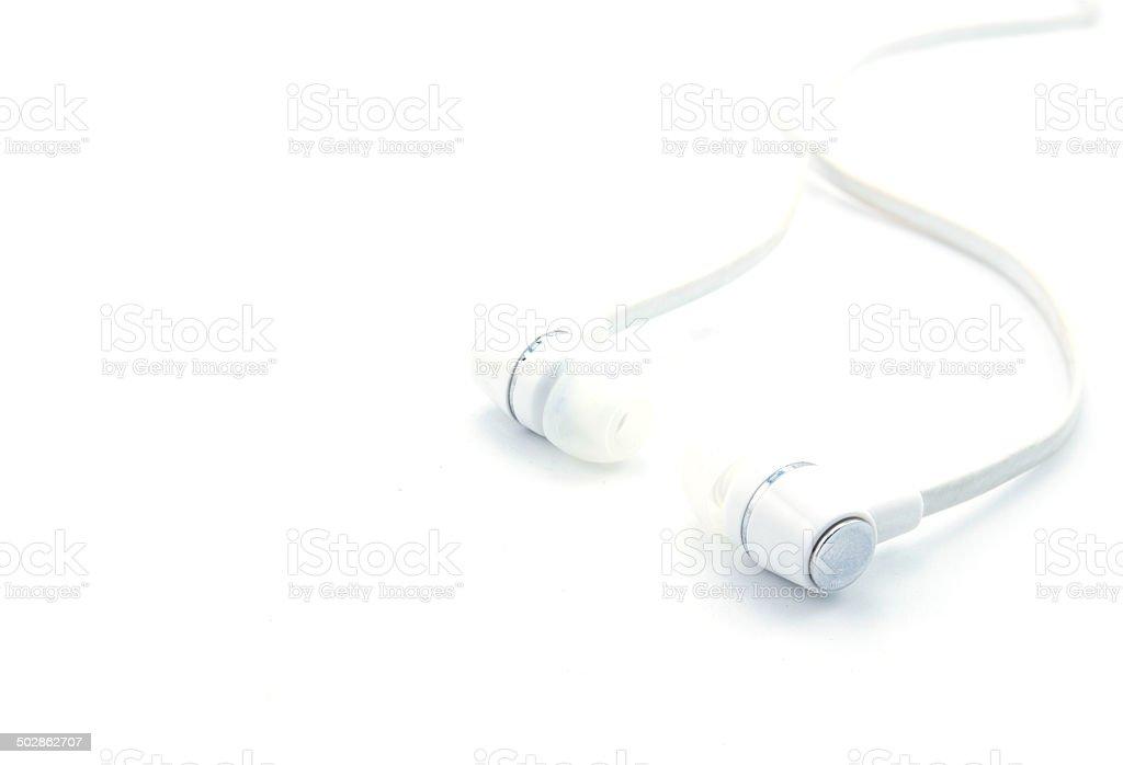 Le Cuffie Per Ascoltare Musica Su Sfondo Bianco - Fotografie stock e ... 807137a87dcf