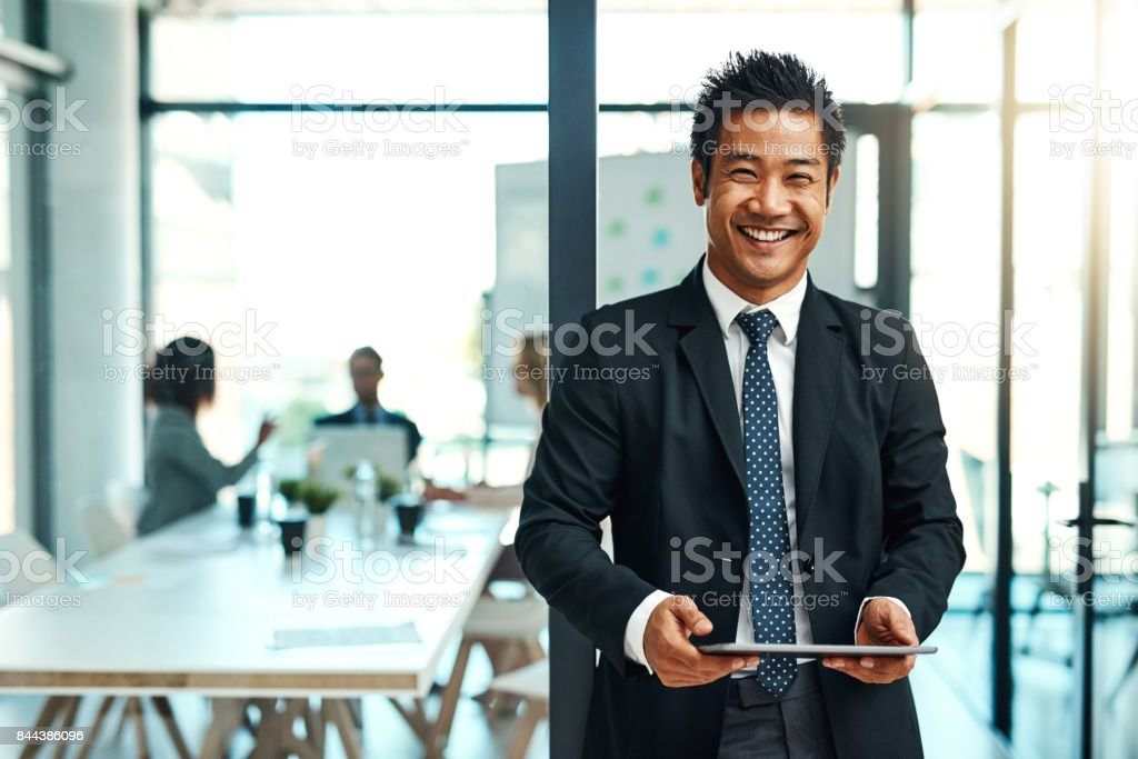 The ease and efficiency of this device is amazing stock photo