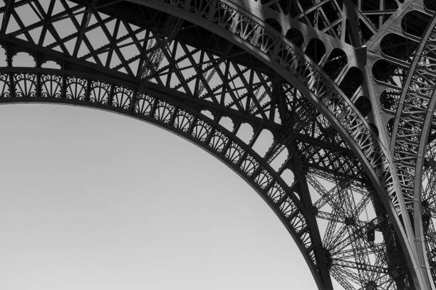 La Tour Eiffel stock photo