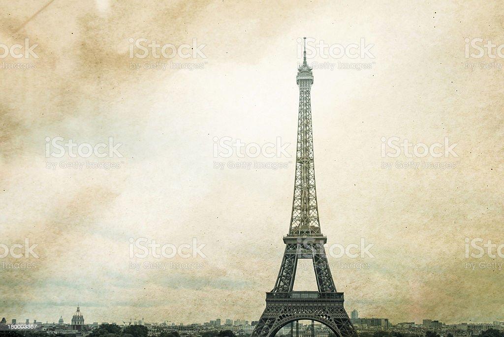Eiffel Tower royalty-free 스톡 사진
