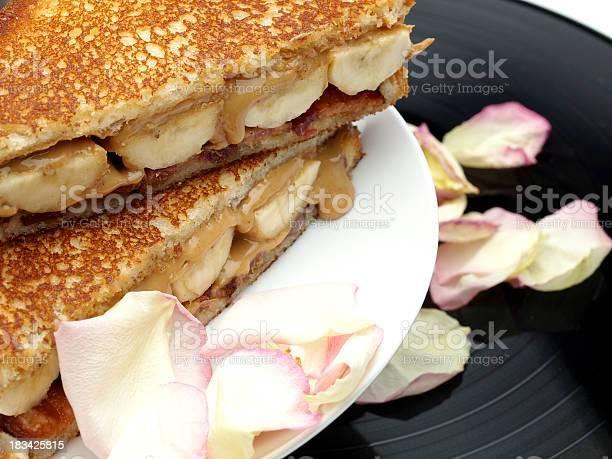 The Elvis Sandwich Stock Photo Download Image Now Istock