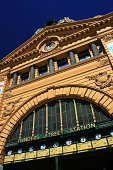 istock The entrance to the platform of Flinders street station, Melbourne, Australia 1294932364