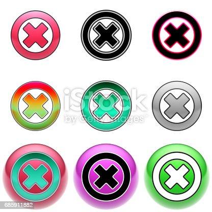 927410752istockphoto The Error Icon 685911882