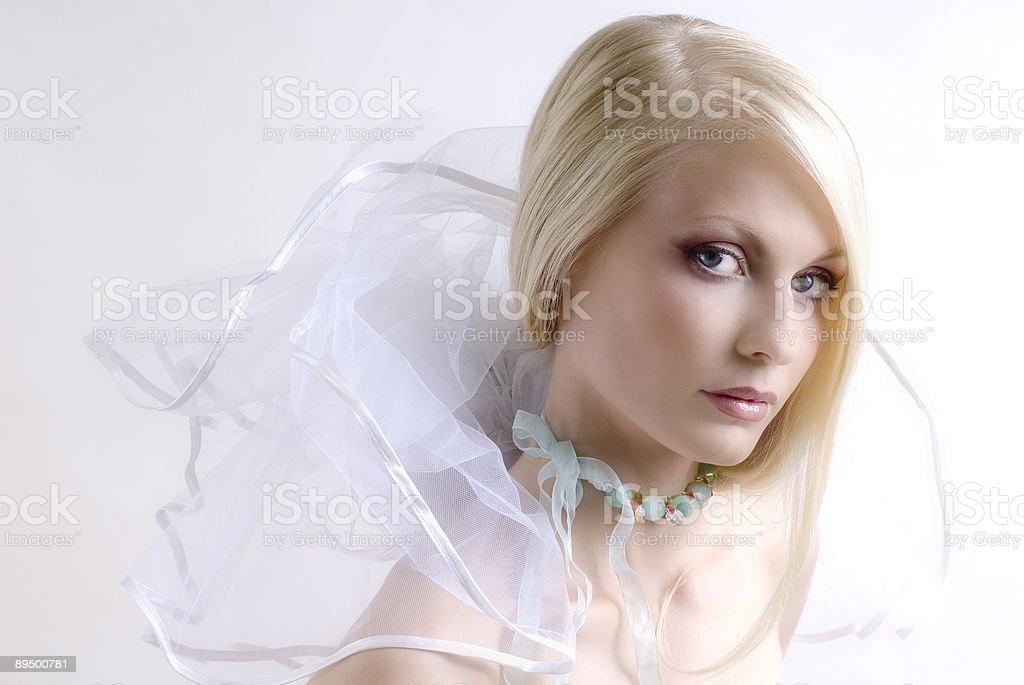 Ekstrawaganckie Panna młoda zbiór zdjęć royalty-free
