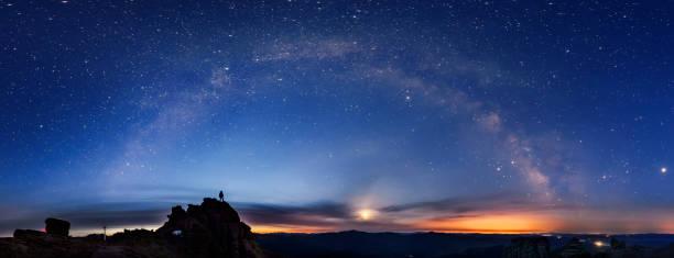 Das Auge der Milchstraße – Foto