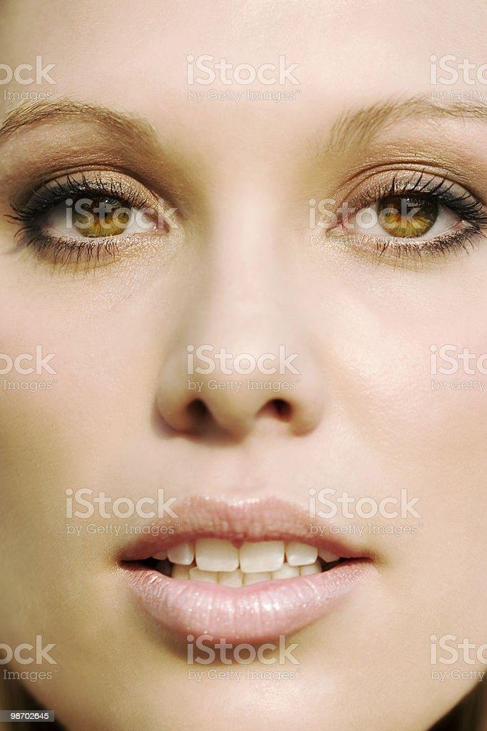 The Eyes Have It royalty-free stock photo