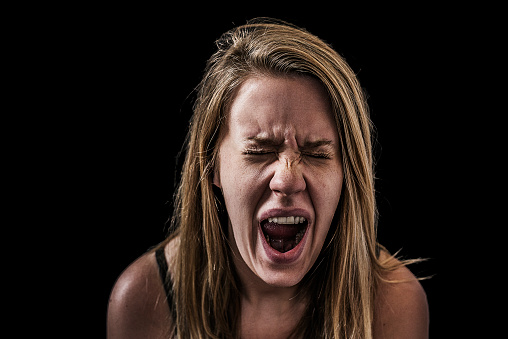 487960859 istock photo The face of desperation 694254064