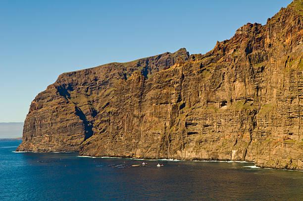 The famous cliffs at Los Gigantes – Foto