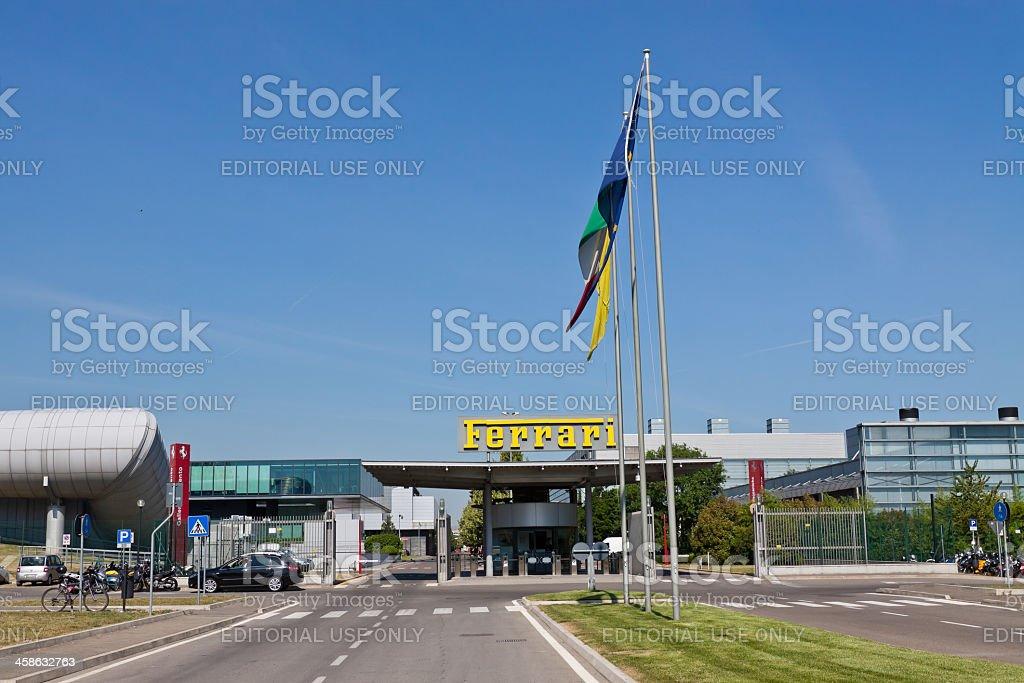 The Ferrari Factory In Maranello Stock Photo Download Image Now Istock