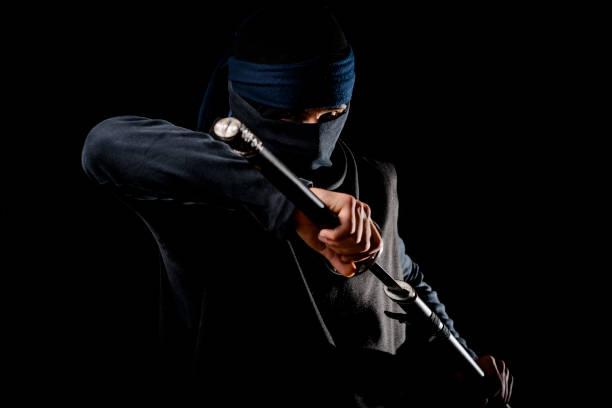 ninja lucha - ninja fotografías e imágenes de stock