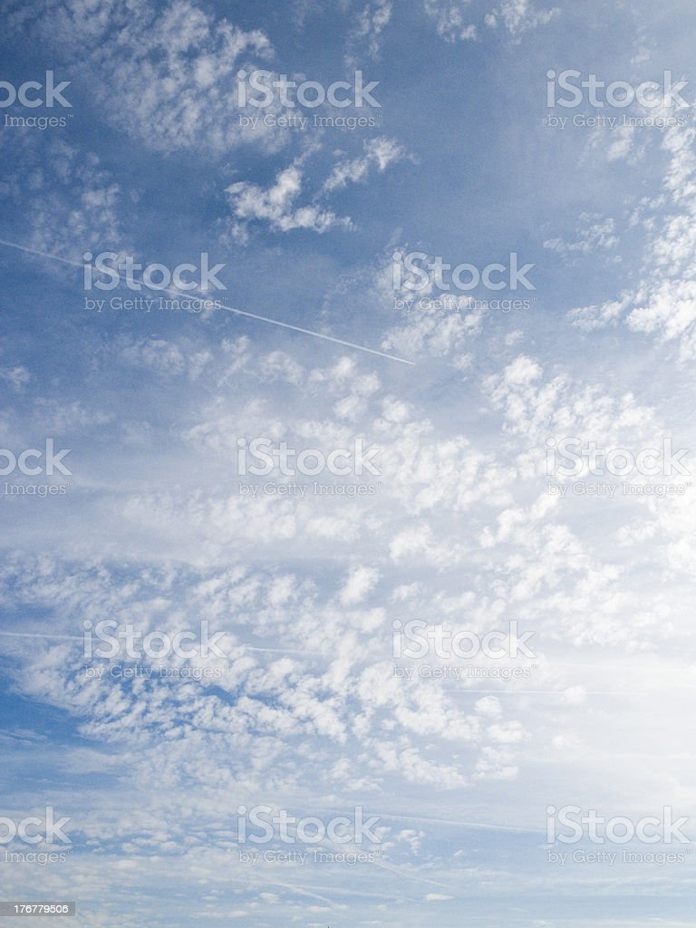 the first day god created... stock photo