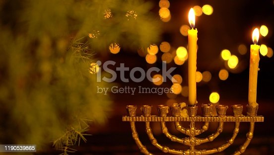 Chanukah is the Jewish Festival of Lights