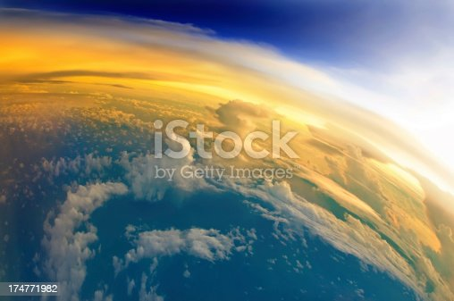 istock The First Sunlight of Planet Earth 174771982