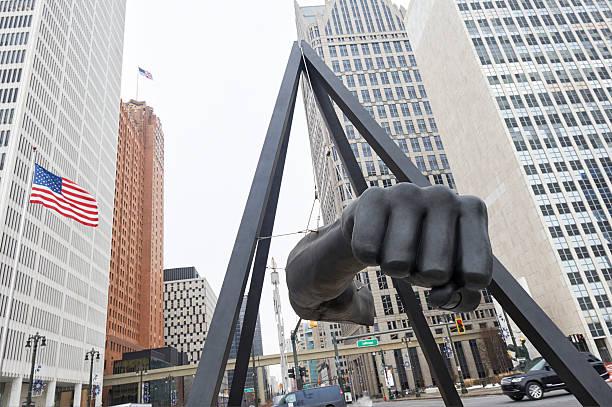 The Fist stock photo