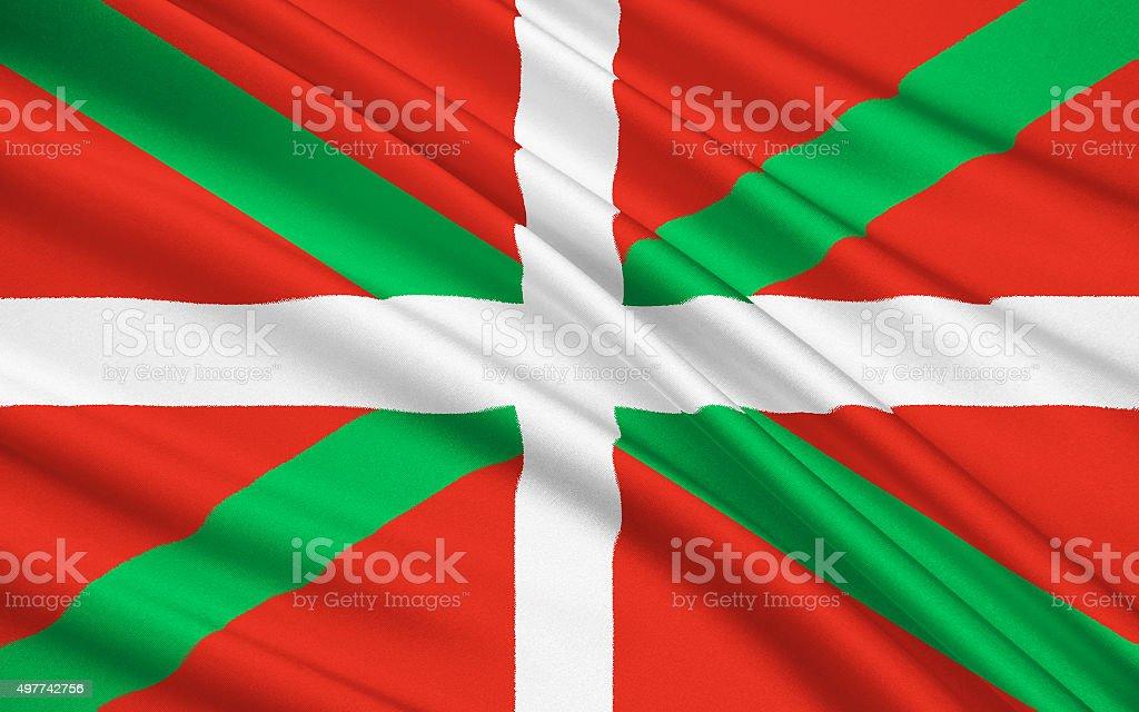 погоды страна басков флаг фото узор ракушек красной