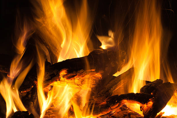 die flame - pengpeng stock-fotos und bilder