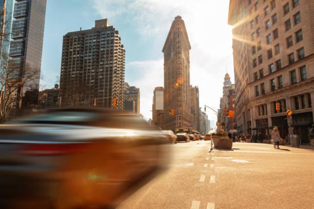 The Flatiron Building, New York City – Foto