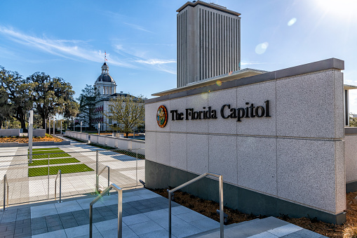 The Florida State Capitol