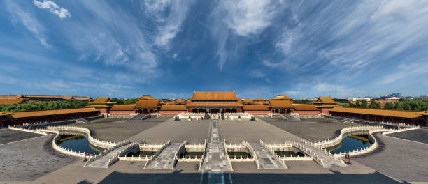 The Forbidden City The Forbidden City forbidden city stock pictures, royalty-free photos & images