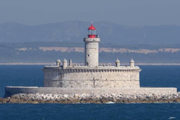 the fort of são lourenço do bugio, lisbon, portugal - bugio imagens e fotografias de stock