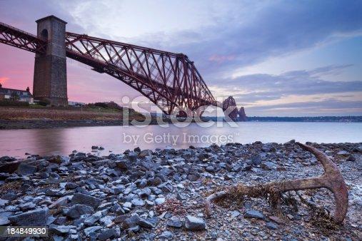 istock The Forth Rail Bridge near Edinburgh, Scotland 184849930