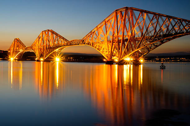 Forth rail bridge – Foto