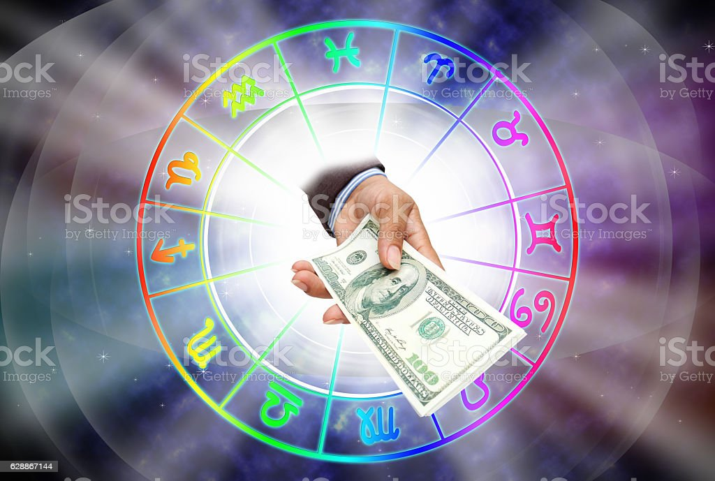 the fortune concept. stock photo