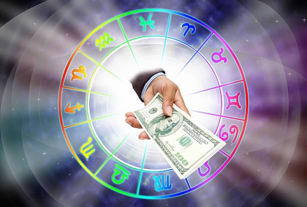 the fortune concept. - foto de stock