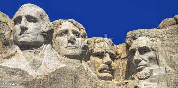 1195382882istockphoto The four presidents at Mount Rushmore in South Dakota 489223261