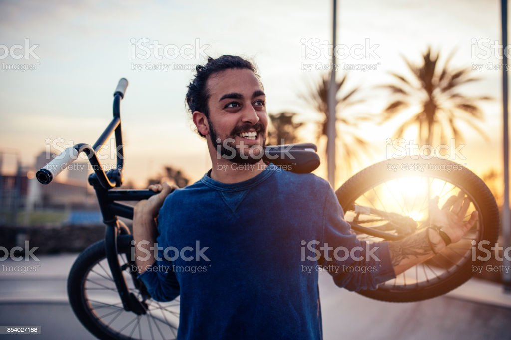 The fun never ends stock photo