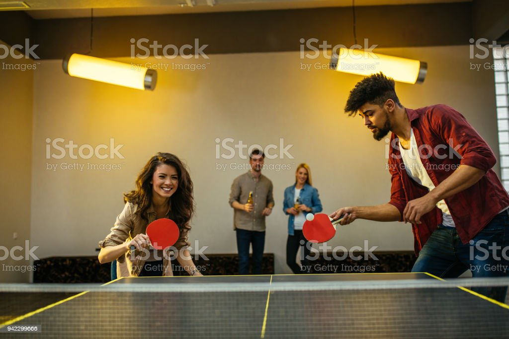 The fun never stops stock photo