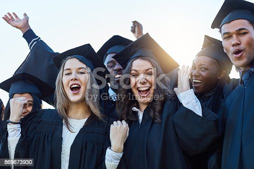istock The future never felt more exciting 869673930