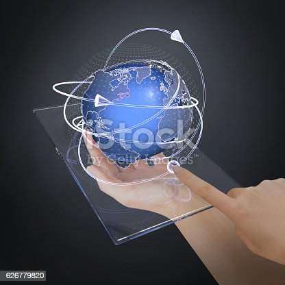 istock The Future of Tablet Technology 626779820