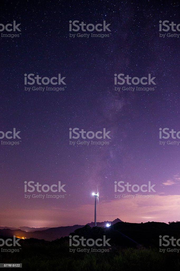 the Galaxy royalty free stockfoto