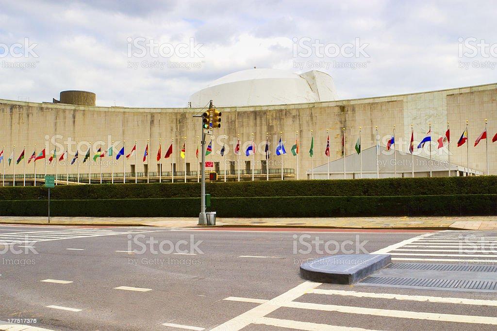 The General Assembly, NY stock photo