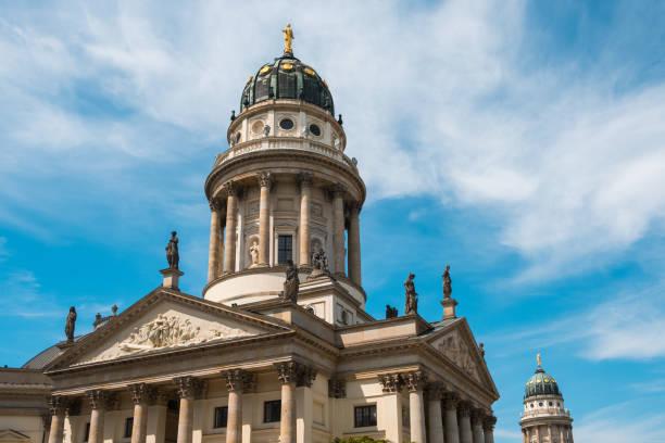 Die deutsche Kuppel am Gendarmenmarkt in Berlin - – Foto