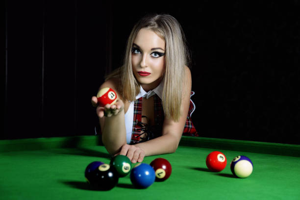 Best Sexy Pool Players Stock Photos, Pictures  Royalty-Free Images - Istock-2004