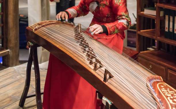 Best Chinese Instrument Stock Photos, Pictures & Royalty
