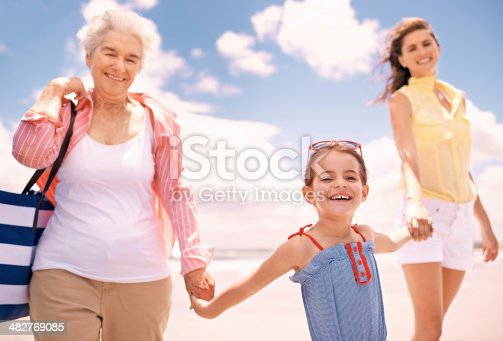 istock The 'girls' in their family 482769085