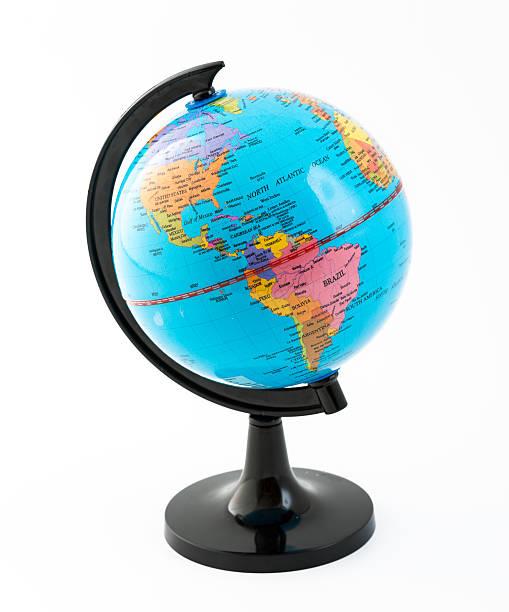 o mundo.  representação do planeta terra - mapa mundi imagens e fotografias de stock