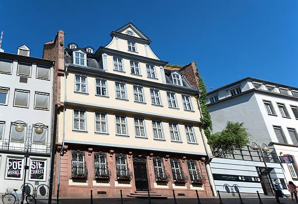 Das Goethe-Haus – Frankfurt am Main, Deutschland – Foto