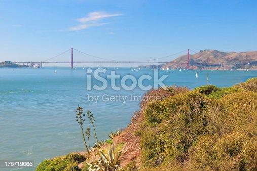 1030949292 istock photo The Golden Gate Bridge in San Francisco 175719065