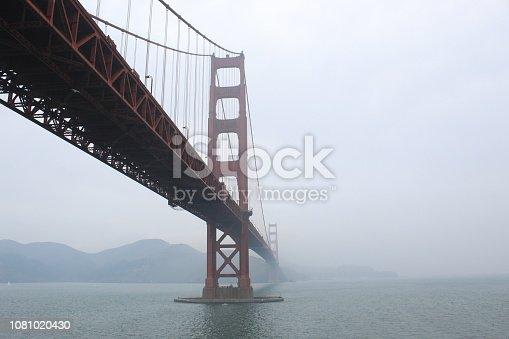 514642440 istock photo The Golden Gate Bridge 1081020430