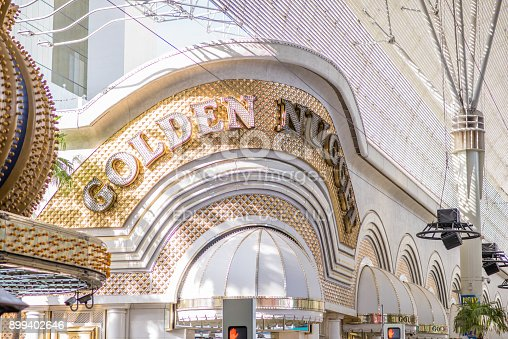 istock The Golden Nugget neon sign at Fremont Street Experience in Las Vegas 899402646