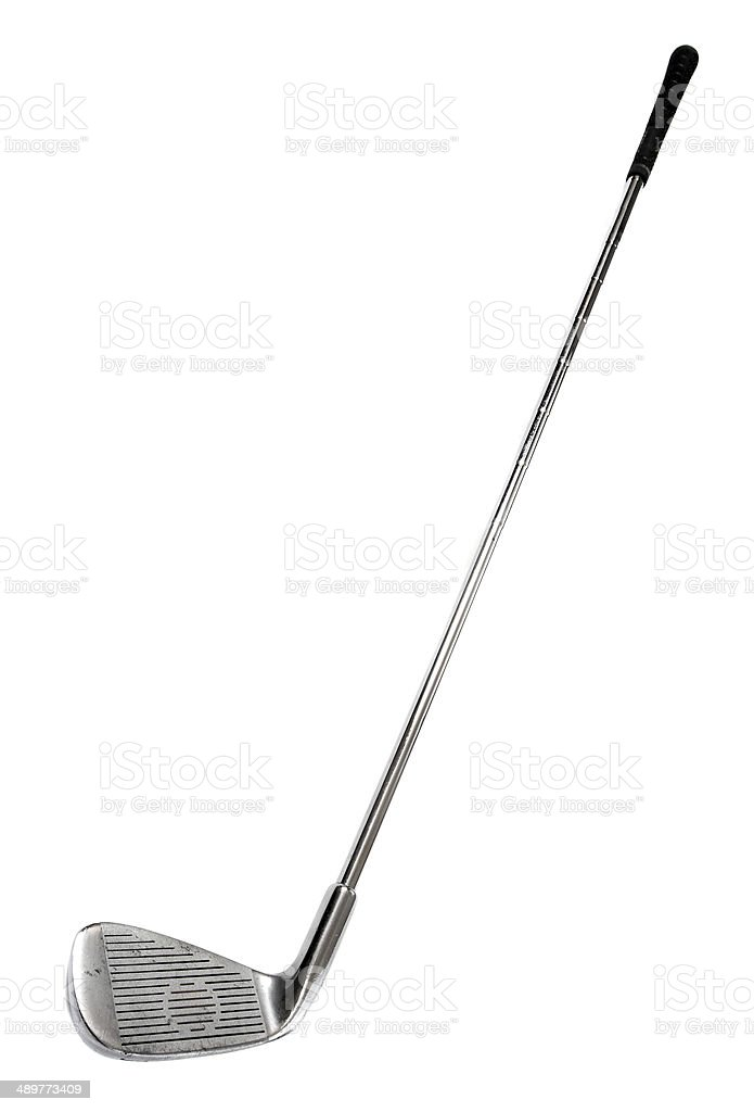 The golf club. stock photo