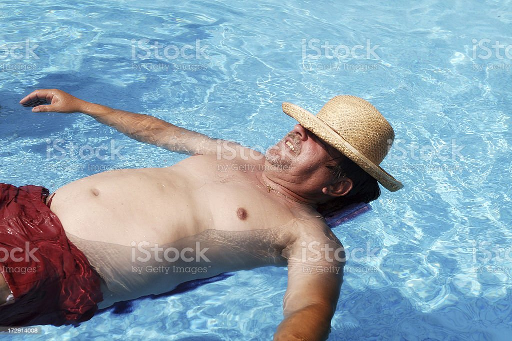 The good life! royalty-free stock photo