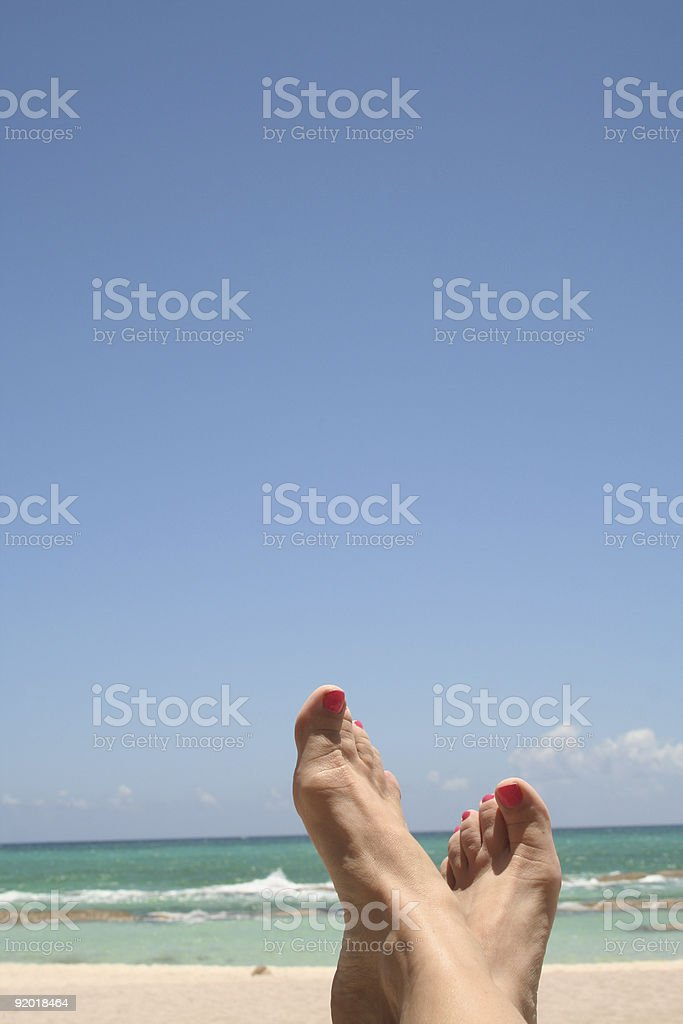 The good life royalty-free stock photo